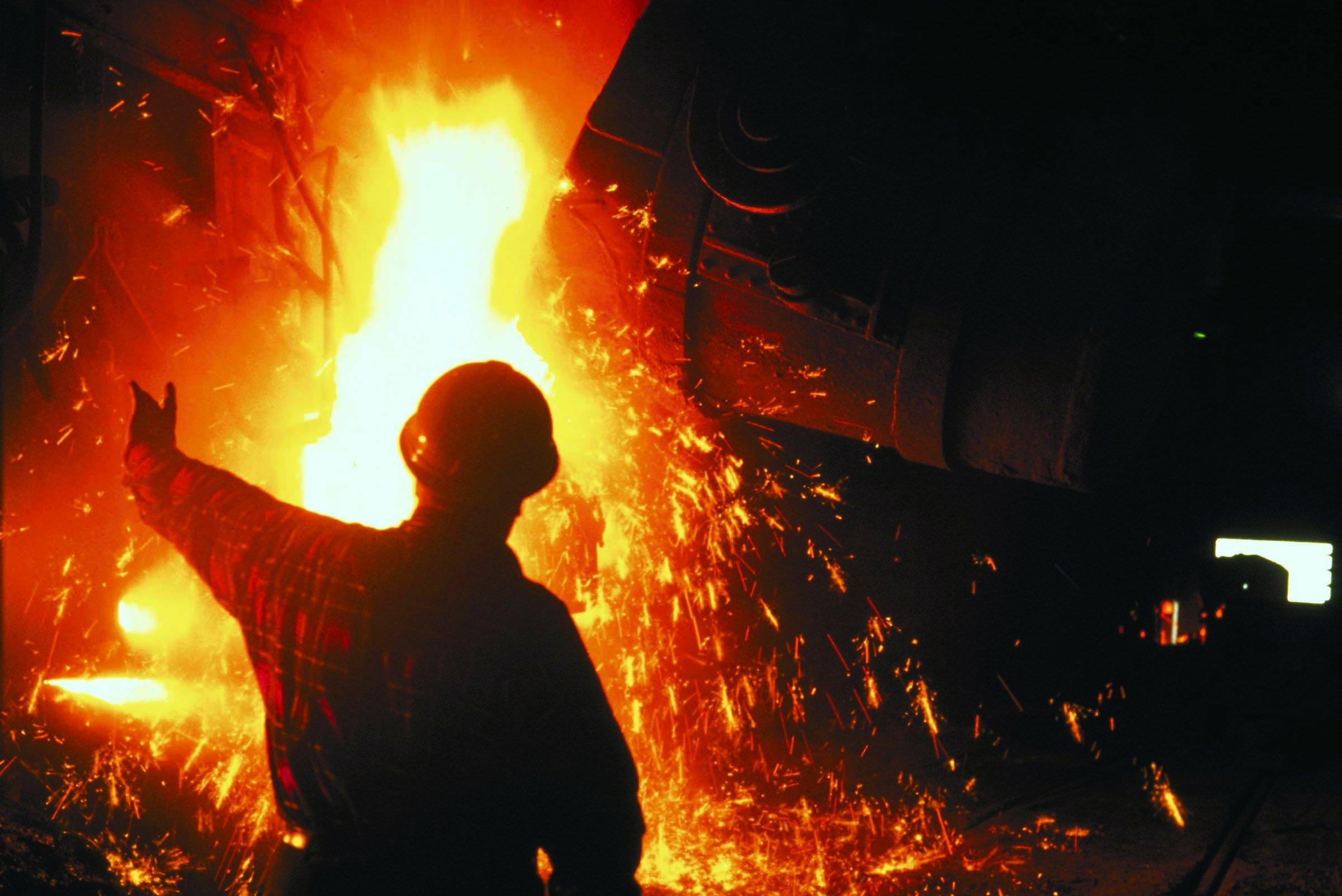 مشاوره جهت ایجاد کارخانه فولاد