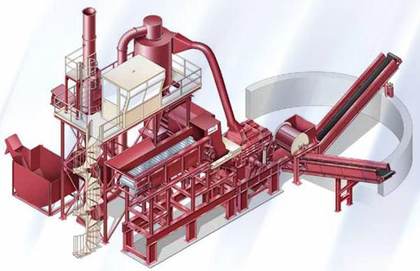 شردر ساخت شرکت Parfersiti - مدل 1212